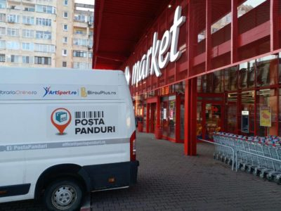 Pachetomat In Carrefour Market Iasi Posta Panduri